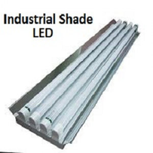 Industrial Double Shade (LED Tubelight)